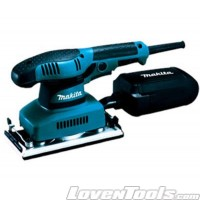 Makita Orbital Sander BO3710X 1/3 Sheet 93x228 2.0mm 190W