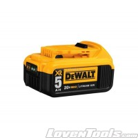 DeWALT 20V MAX Li-Ion Battery 5.0Ah DCB205