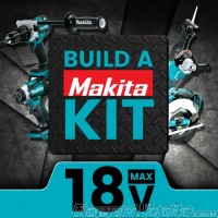 Makita Cordless 18V LXT Build A Kit
