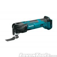 Makita Cordless 18V LXT Li-Ion Multi-Tool XMT03/DTM51Z