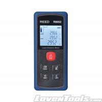 Reed Laser Distance Meter, 148' (45m) R8002