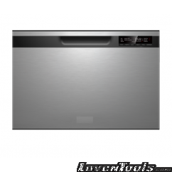 Midea single drawer dishwaser 411mm height 7 place settings JHDWSD7SS
